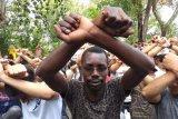 Ratusan Pencari suaka tuntut tanggung jawab UNHCR