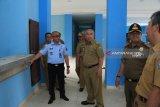 Bupati Ogan Komering Ulu pantau kesiapan  gedung Kantor Imigrasi