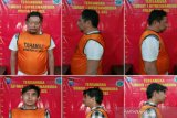 Polda Kalimantan Selatan tangkap pengedar narkoba