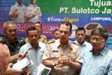 Kementan pacu ekspor komoditas perkebunan Lampung ke Jerman, salah satunya kelapa parut