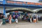 Penerbangan di Sampit sempat tertunda akibat kabut asap