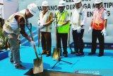 Perpanjangan dermaga Pelabuhan Bagendang dorong pertumbuhan ekonomi Kotim