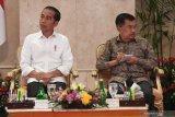 Jokowi minta segera selesaikan pembentukan Badan Riset Nasional