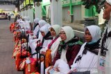 34.756 calhaj telah diberangkatkan melalui Embarkasi Surakarta