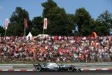 Hamilton juarai GP Hungaria