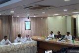 Presiden Joko Widodo kunjungi kantor pusat PLN