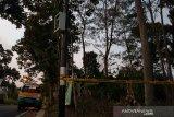 Kabel SUTET di Gunungpati meledak sebelum Jakarta padam