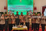 Bupati Ogan Komering Ulu hadiri Rakornas  Karhutla di Istana Negara