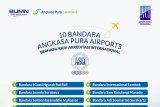 Bandara Samrat Manado raih akreditasi pelayanan tingkat dunia dari ACI