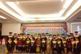 STIE Dharma Barata Kendari gelar wisuda sarjana 2019