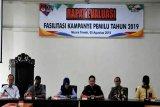 KPU Barito Utara evaluasi fasilitasi kampanye pemilu 2019
