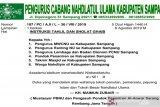 NU Sampang instruksikan shalat gaib dan tahlilan untuk Mbah  Moen