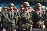 WNI keturunan Prancis mengikuti pendidikan integrasi Akademi TNI