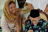 Sosok Mbah Moen di mata putri sulung Presiden keempat RI, Alissa Wahid