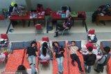PMI ajak warga Palembang jadi pendonor darah