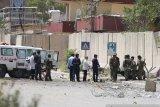 Taliban serang pos keamanan, 15 tentara tewas