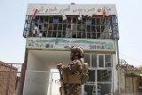 63 tewas akibat bom bunuh diri  saat pesta perkawinan