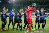 Di Club Brugge, Simon Mignolet  bawa kemenangan