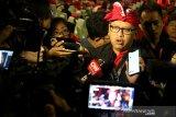 Hasto Kristiyanto berpeluang menjabat Sekjen PDIP lagi jika dikehendaki Megawati