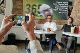 Abraham Samad: Isu radikalisme di KPK untuk hilangkan kepercayaan rakyat