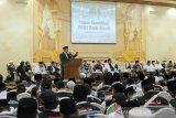 Jelang Pelaksanaan puncak musim haji tahun 2019 amirul Hajj gelar malam konsolidasi