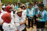 Ibu Negara lepasliarkan elang bondol di Batam