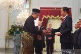 Presiden Jokowi bertemu  12 dubes baru negara sahabat