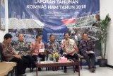 Komnas HAM harap Presiden Jokowi bisa selesaikan kasus pelanggaran HAM berat