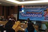 Siswa Mengenal Nusantara di Lampung mendapatkan pelatihan jurnalistik