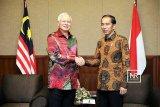 Kunjungan Presiden Jokowi ke kota Kuala Lumpur