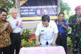 Penjabat Wali Kota Makassar resmikan dua kantor pelayanan publik