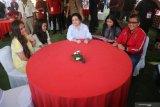 Prabowo hadiri Kongres V PDIP sebagai undangan khusus dari Ketua umum PDIP Megawati