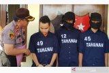 Tiga pelaku pemerkosaan di Semarang diringkus