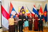 Menteri Negara Swedia HUT ASEAN ke52
