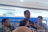 Jokowi-Mahatir bahas sektor ekonomi dan sosial