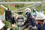 PLNuji jaringan SUTT Sungai Rumbai-Muaralabuh, Aprinaldo: tegangannya tidak ada masalah