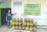 Pertamina tambah pasokan elpiji  65.000 tabung di Riau