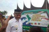 Lomba ketangkasan sopir angkot diapresiasi Pemkot Padang, Mahyeldi: Ini ide luar biasa