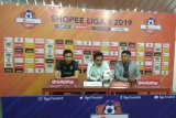 Seto Nurdiantoro: permainan tim Perseru-Badak Lampung bagus
