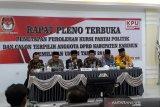 KPU tetapkan calon anggota DPRD Karimun terpilih