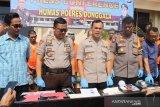 Lima pencuri sepeda motor di Donggala diringkus polisi