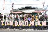 Gubernur Sulut: Festival bunga Tomohon gerakkan ekonomi lokal