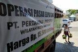 PT Pertamina MOR VII Sulawesi kembali Operasi Pasar