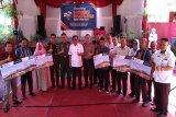 Bank Jateng bersama Pemkab Blora launching e-retribusi dan e-SPBU