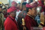 Jawaban Jokowi terkait kelakar jatah menteri Megawati