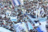 Piscitelli, bos kelompok fans Lazio ditembak mati