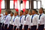 82 Calon Praja IPDN angkatan XXX  perwakilan Sulsel ke Jatinangor