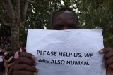 Imigran berhenti demo hargai HUT Republik Indonesia