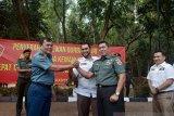 Kolaborasi TNI, Polri dan ACT Mabes rayakan Idul Adha