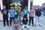 Diduga edar sabu, dua pemuda ditangkap polisi di Ampana